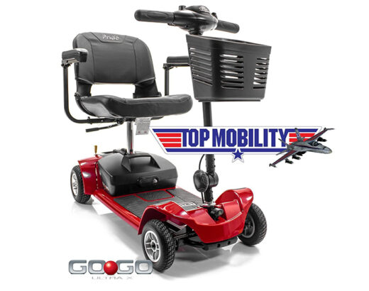 Best 3 Wheel Mobility Scooter