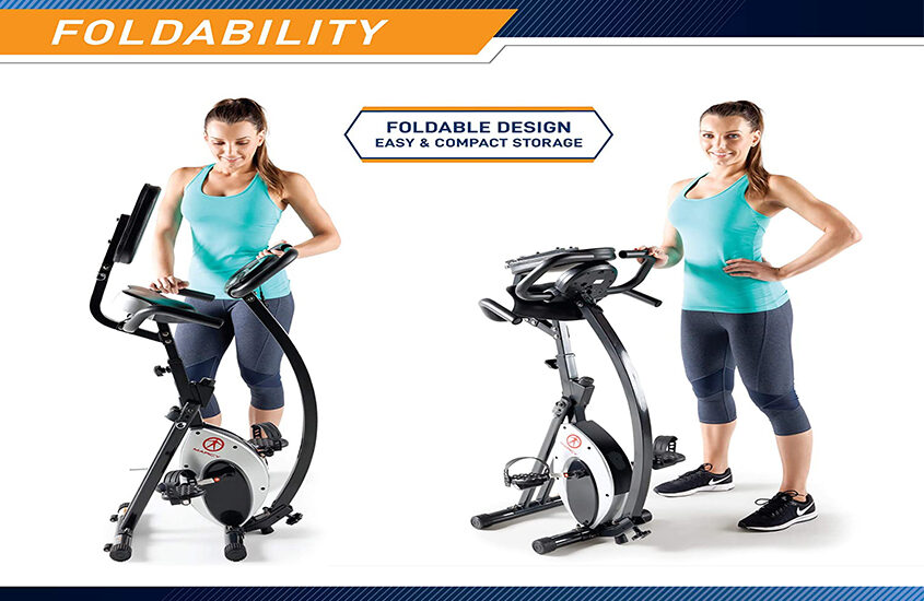 Best Folding Exercise Bike Reviews and Buying Guide