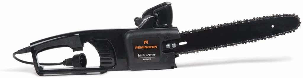 Remington 14-Inch Lightweight Corded Electric Chainsaw