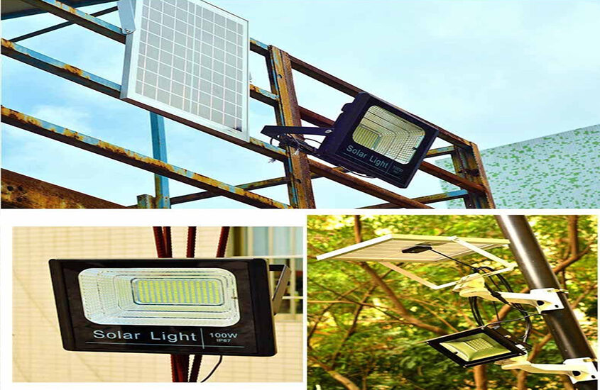 Best Solar Flood Lights Reviews and Buying Guide