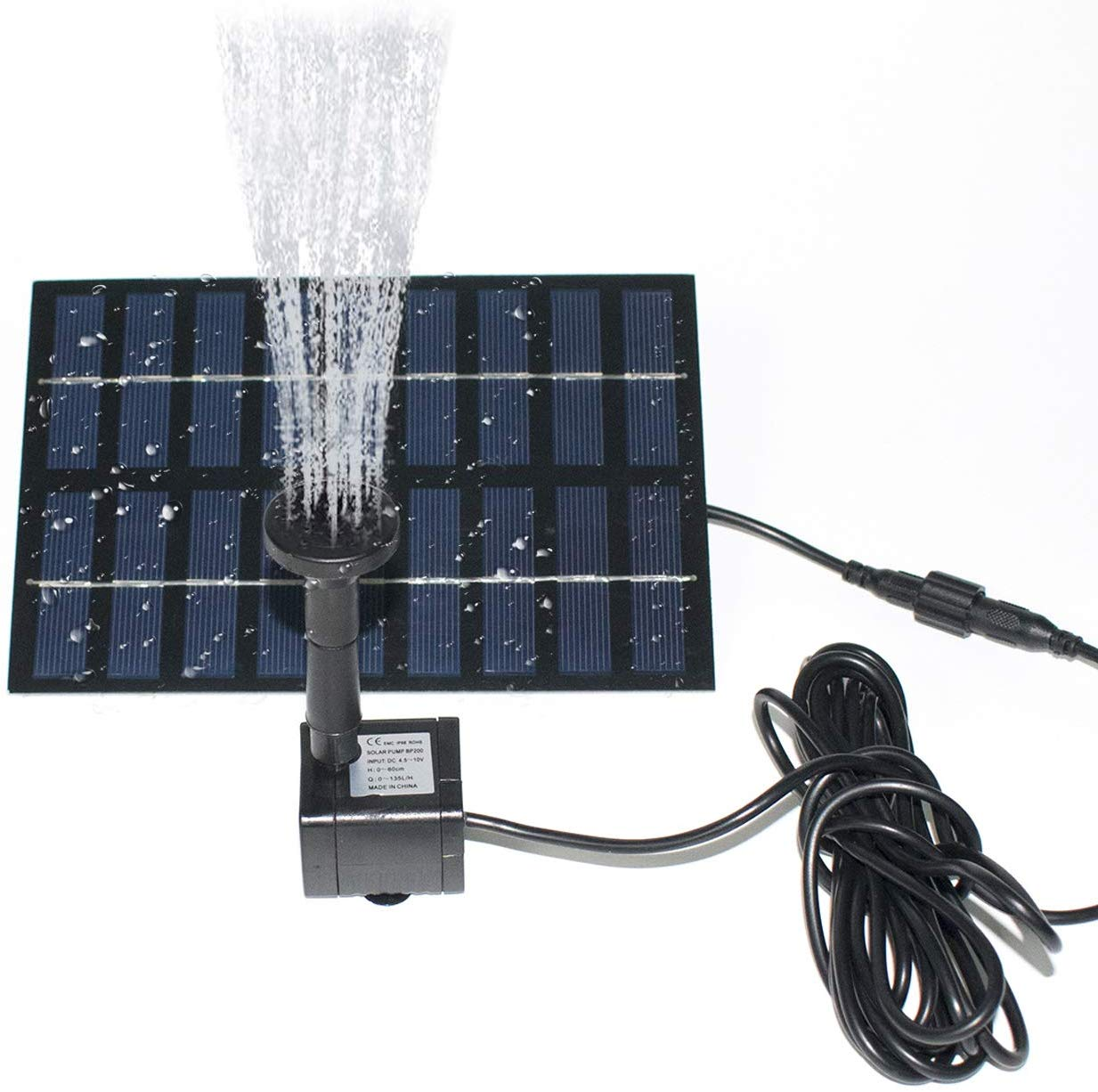 Best Solar Fountain Pumps