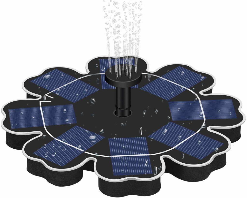 Best Solar Fountain Pumps