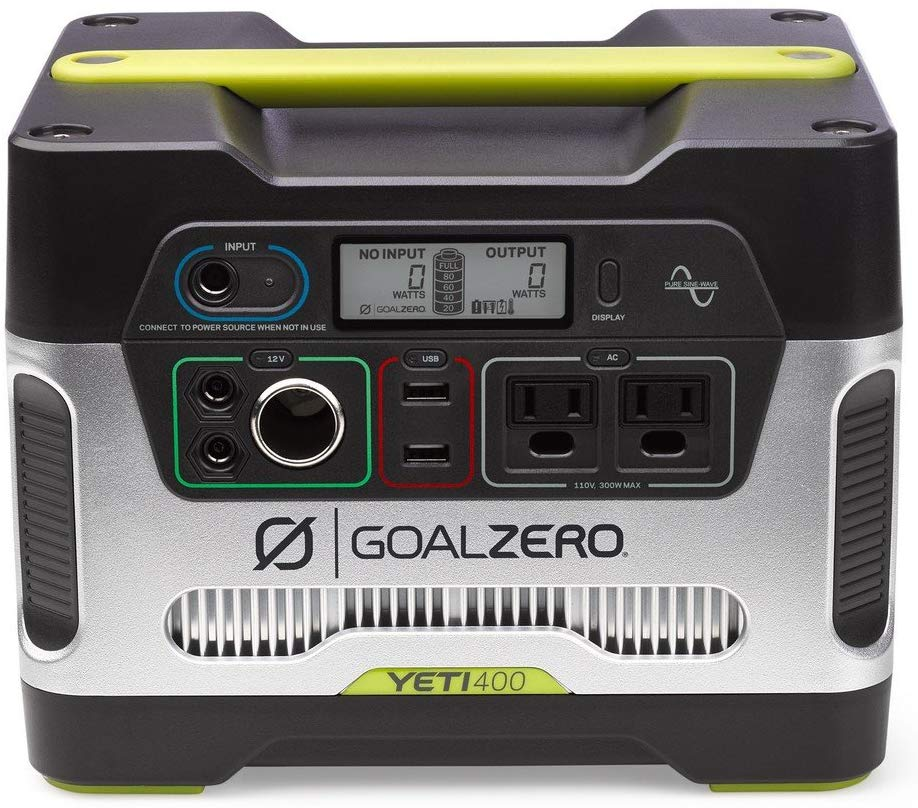 Goal Zero Yeti 400 Portable Power Station
